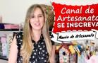 Canal de Artesanato Passo a Passo Fácil e Faça Você Mesmo (DIY) – Se Inscrevam