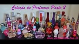 Coleção de Perfumes Parte 2