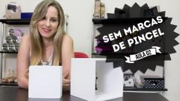 Como Pintar Sem Deixar Marcas de Pincéis na Madeira – Curso de Artesanato para Iniciantes