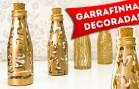 DIY: Como Fazer Garrafas Decoradas – Reciclagem, Artesanato em Vidro, Faça Você Mesmo (Diy)