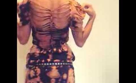 DIY Transforme seu vestido básico em um vestido Novo