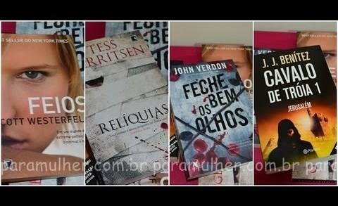 Livros: Leitura do mês