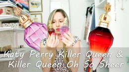Perfume Katy Perry Killer Queen & Killer Queen Oh So Sheer