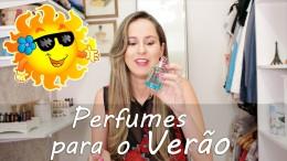 Perfumes Preferidos para o Verão